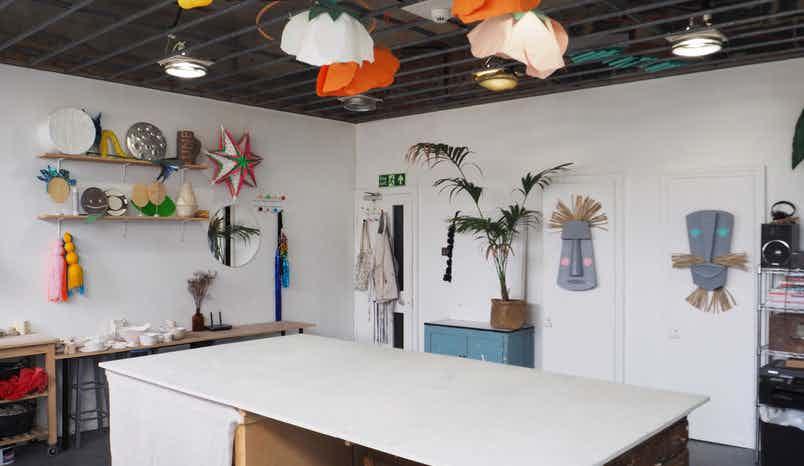 Creative Workshop Space, Studio Lune