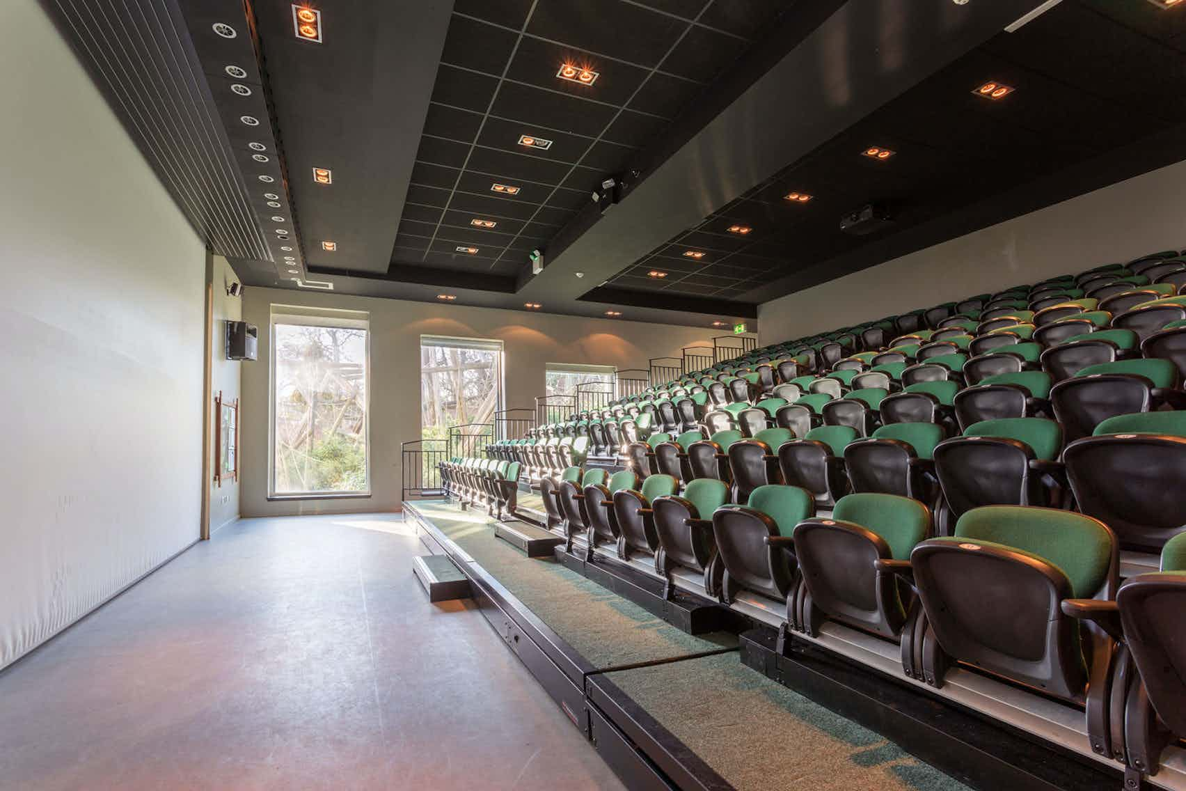 Education Lecture Theatre, Mansion House Edinburgh Zoo