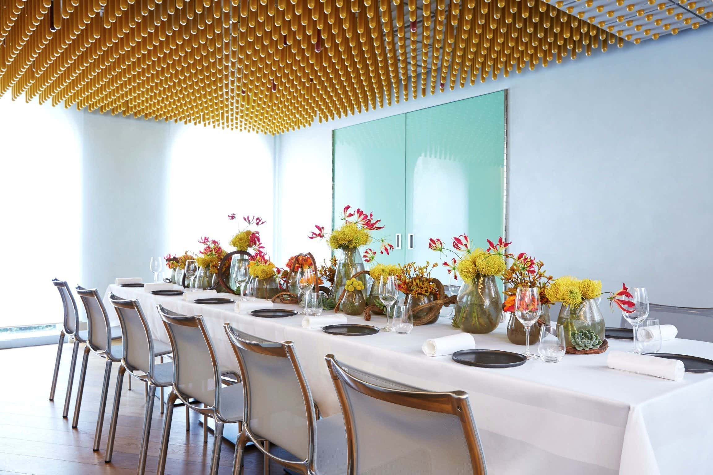 Private Dining Room, COMO The Halkin