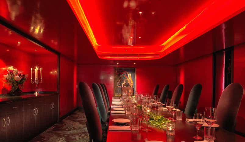 Private Dining Room, The Mandrake