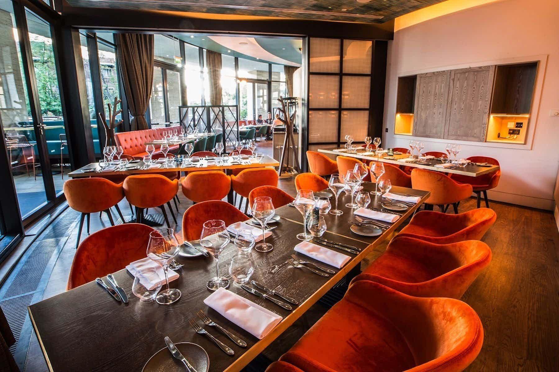 Restaurant & Private Dining Room, Rotunda