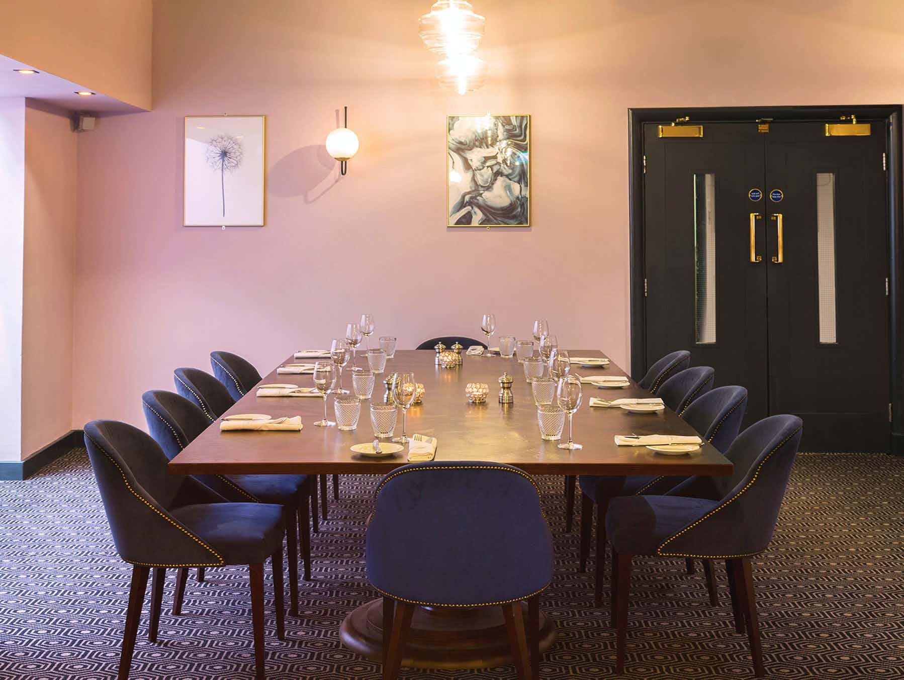 Meeting Suite, ABode Manchester