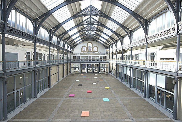The 1873 Hall **This well respected event Space lends itself to an open plan, offering an option suitable for a variation of events**