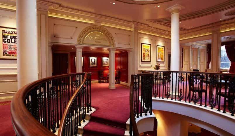 Day Hire, Val Parnell, London Palladium