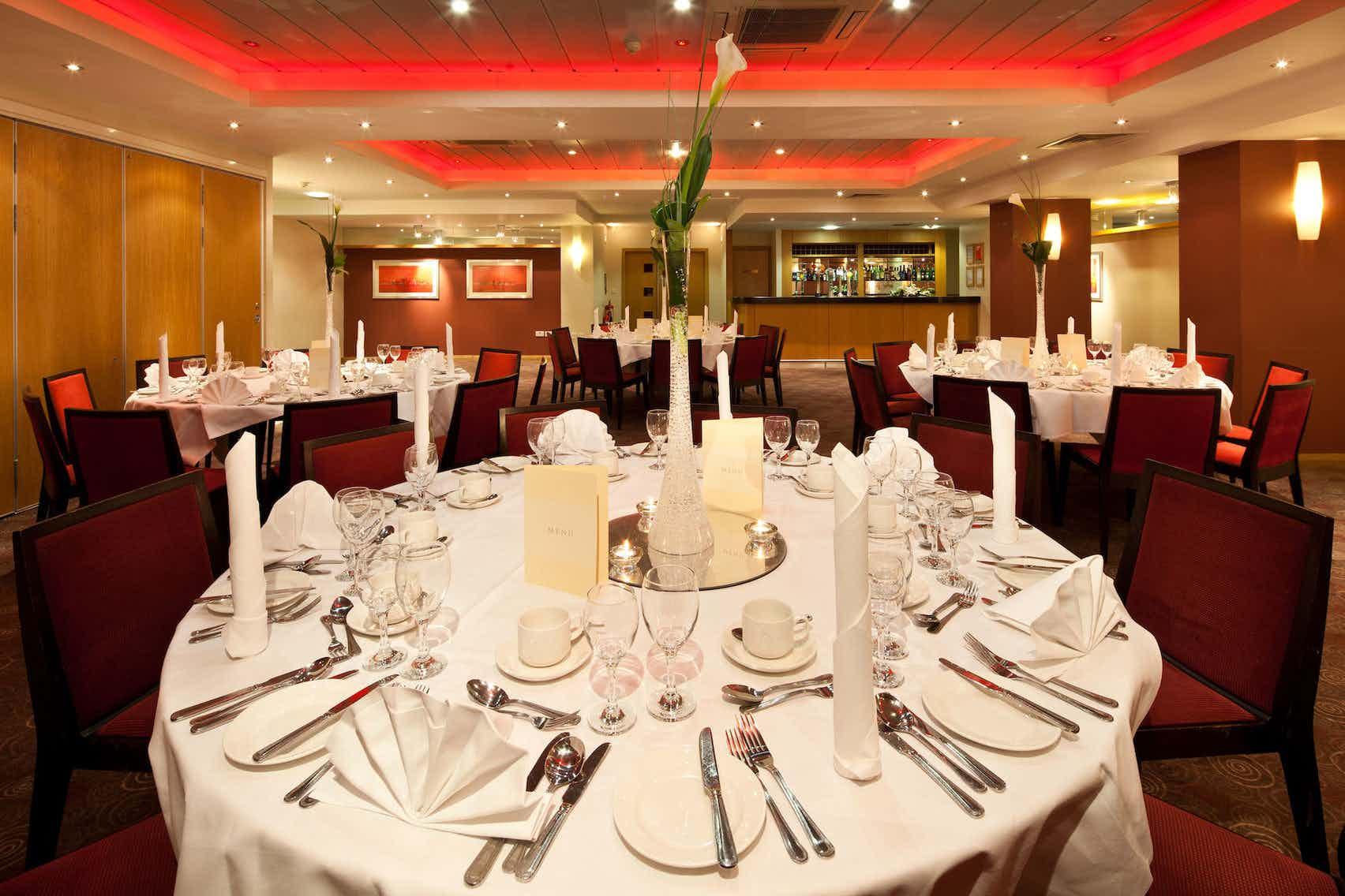 The Buchanan Suite, Mercure Glasgow City Hotel