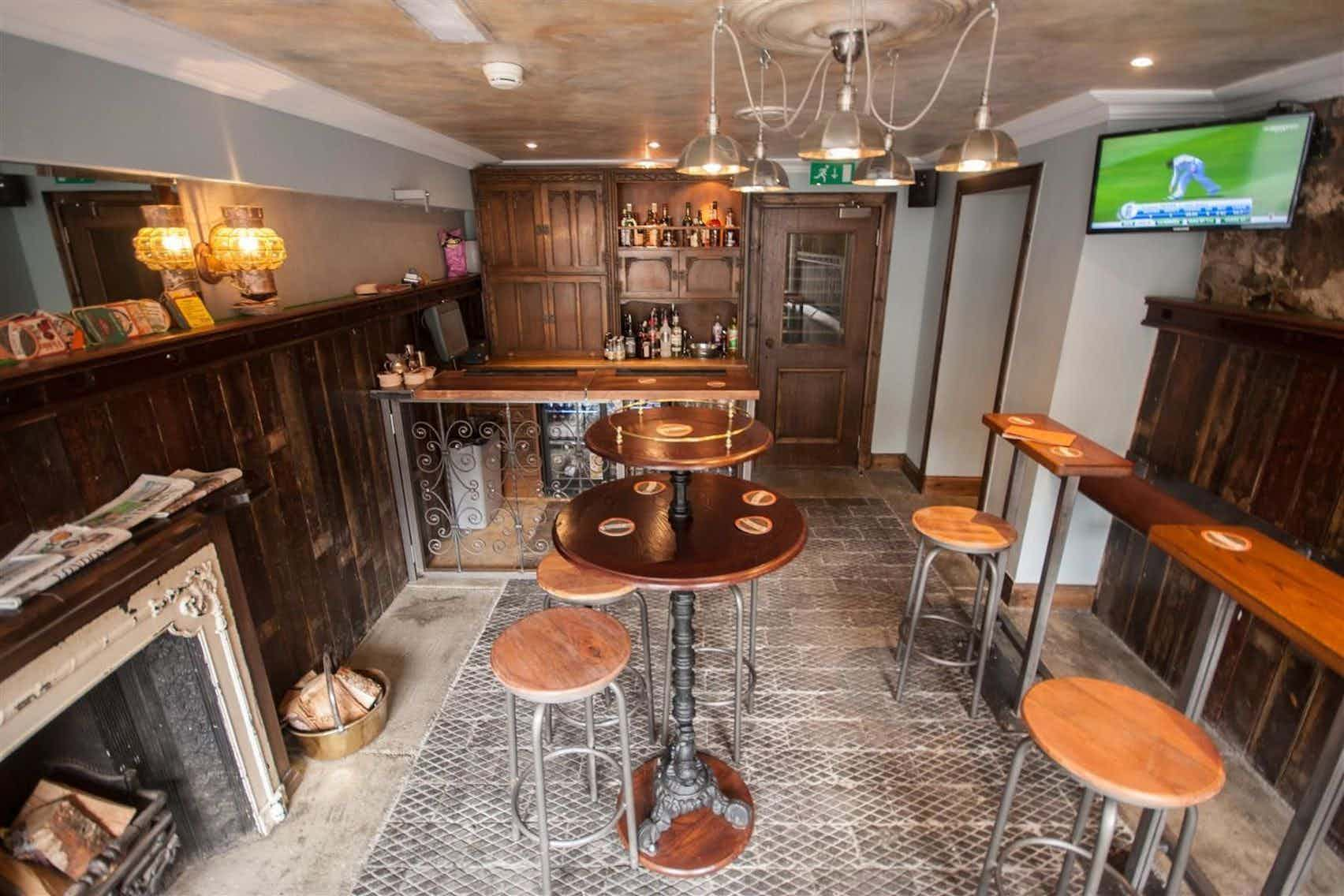 Exclusive Hire, The Wee Pub