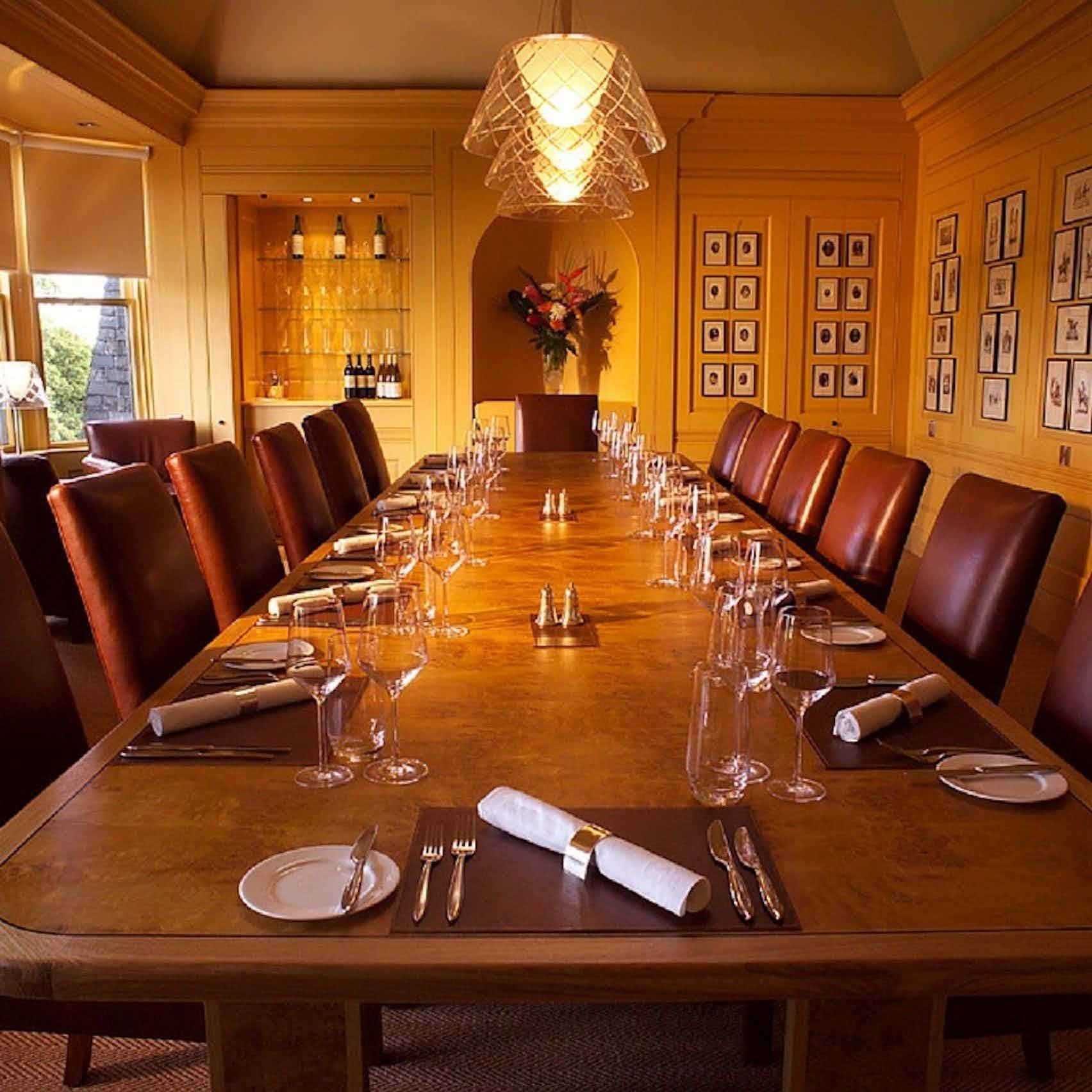 The Hunter Room, 28 Queen Street