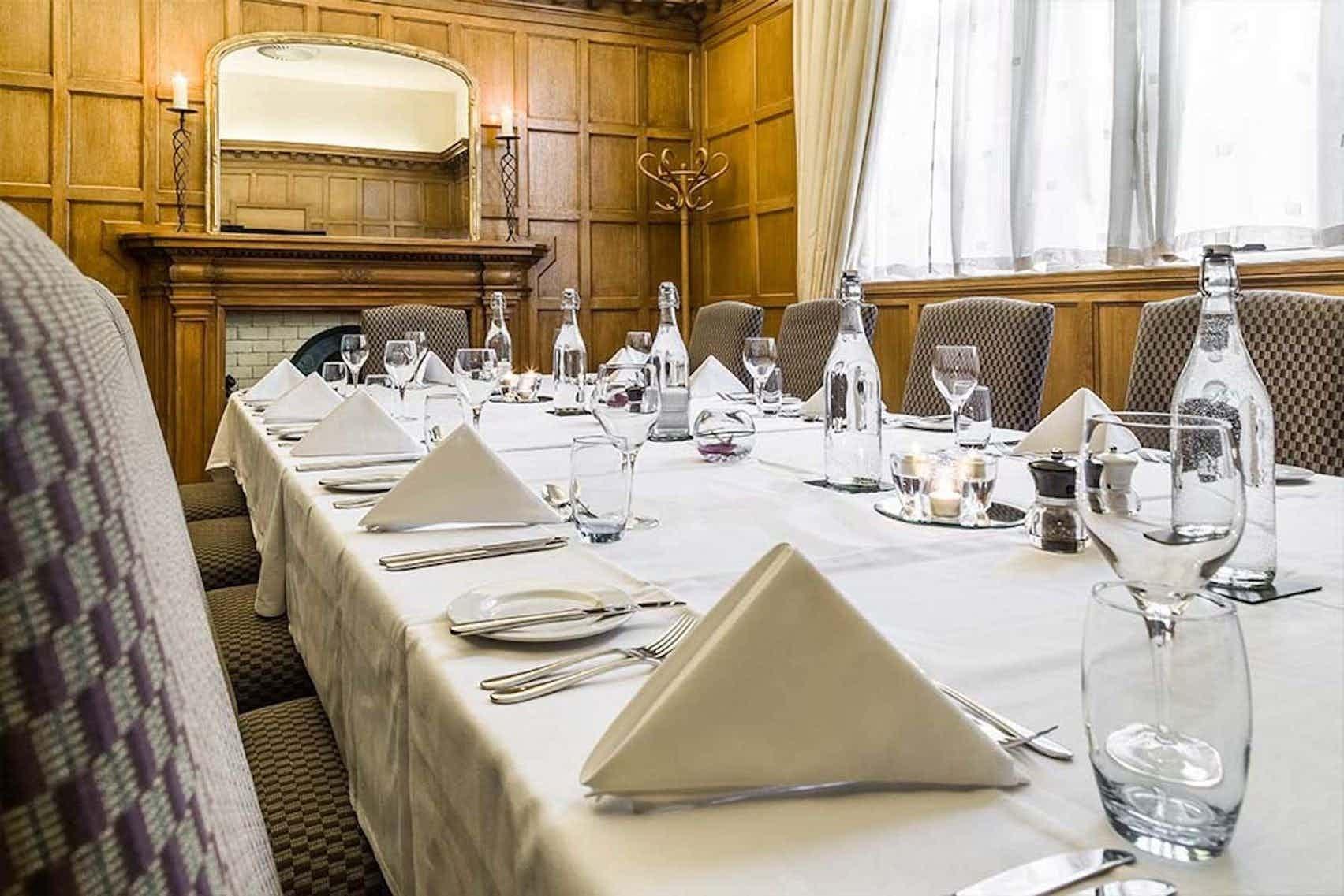 The Boardroom, The Scotsman Hotel & Grand Café