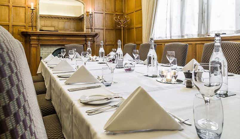 The Boardroom, The Scotsman Hotel & Grand Café