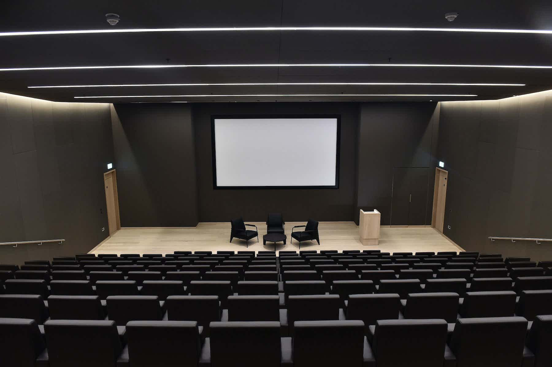 Bakala Auditorium, The Design Museum