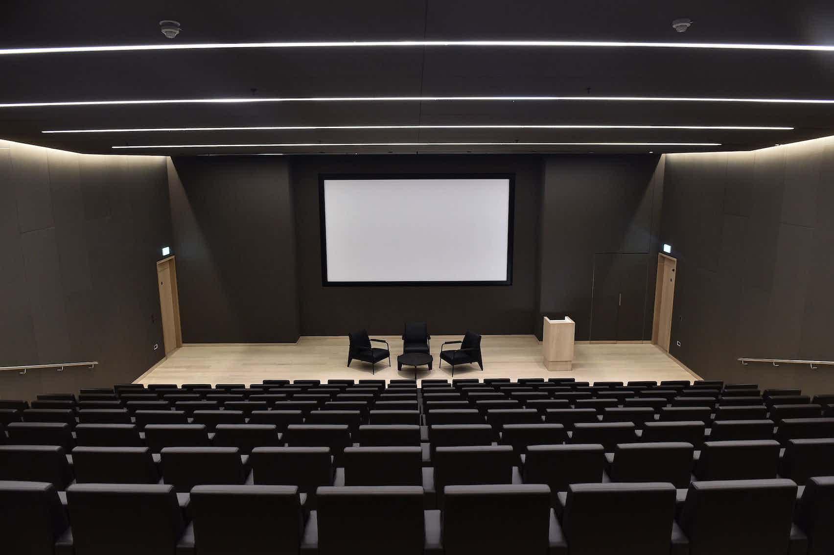 Bakala Auditorium, The Design Museum