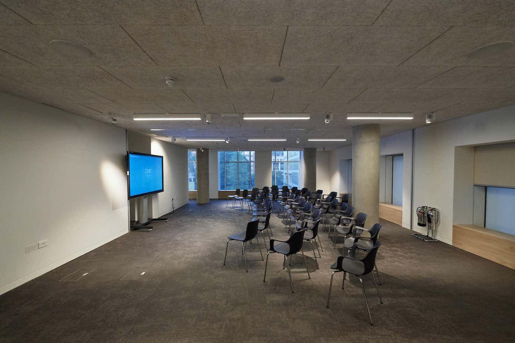 Ulm & Bauhaus Room, The Design Museum