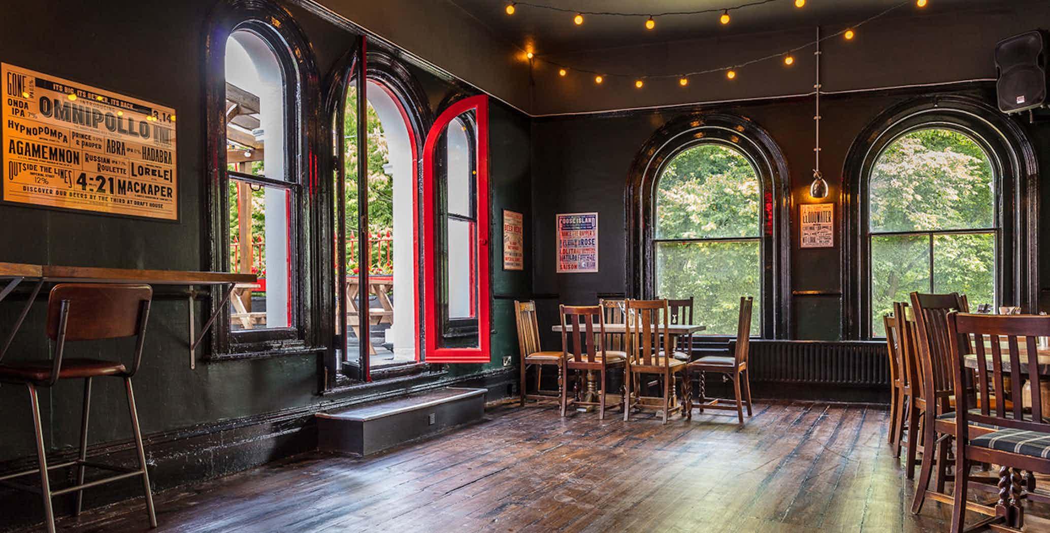 Terrace Bar, The Tankard