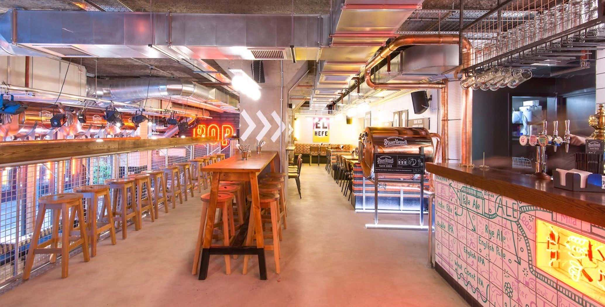 Exclusive Use, Draft House Old Street