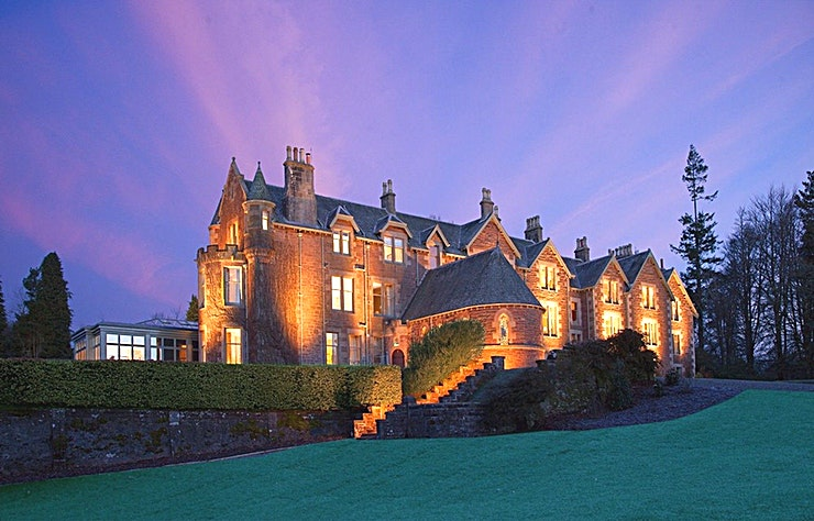 Chez Roux Restaurant **Naturally lit with superb ambience, the Chez Roux Restaurant at Cromlix is a splendid option for your next private dining experience**  Dining at Chez Roux Restaurant is a culinary experience that