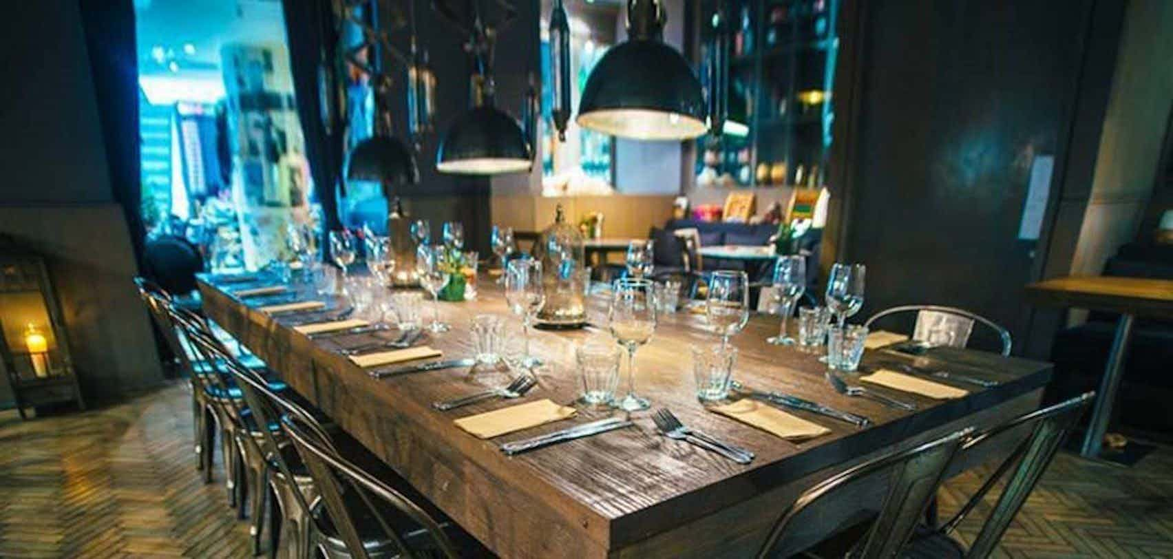 Private Dining Room, Darcy's