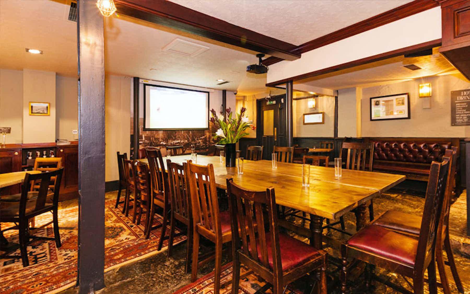 Cellar, The Old Thameside Inn