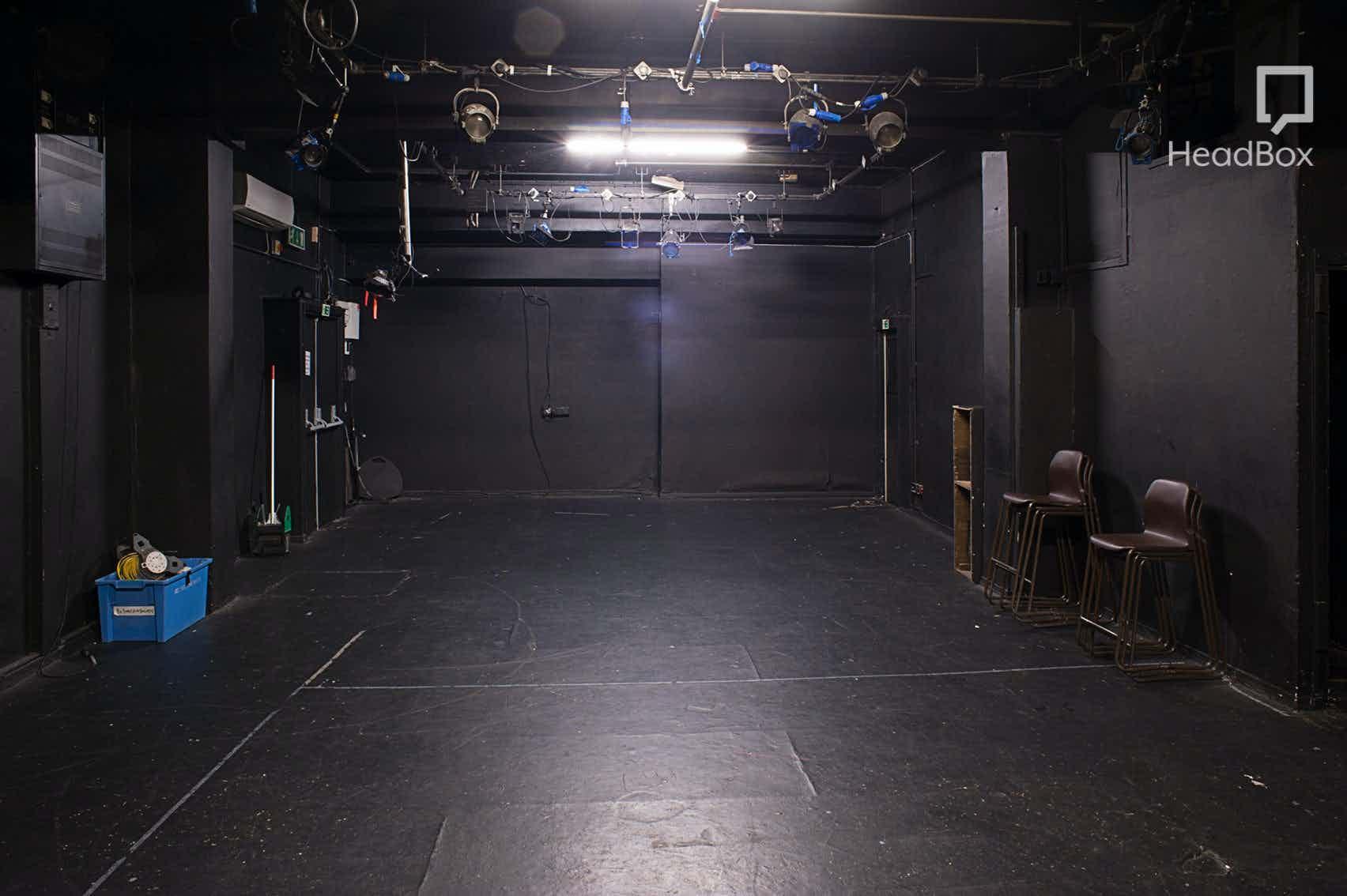Theatre Space, The Poor School