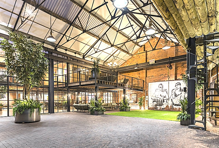 Exclusive Use **Looking for exclusive use of a stunning event Space? The Compound in Birmingham is now available for hire**