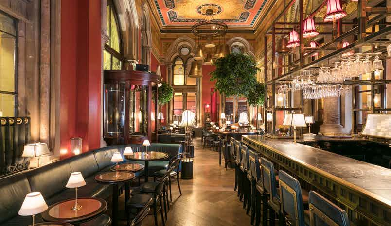 Bar Area, George's Bar