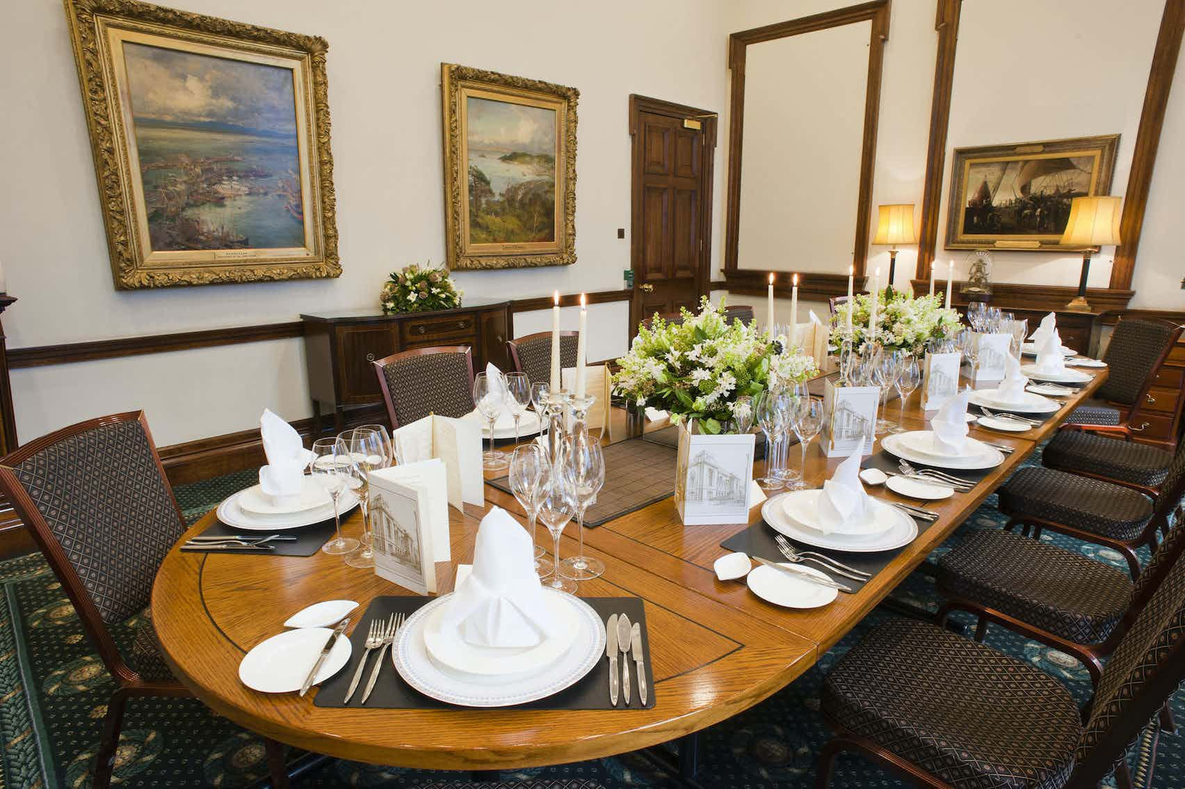 President's Dining Room, One Great George Street