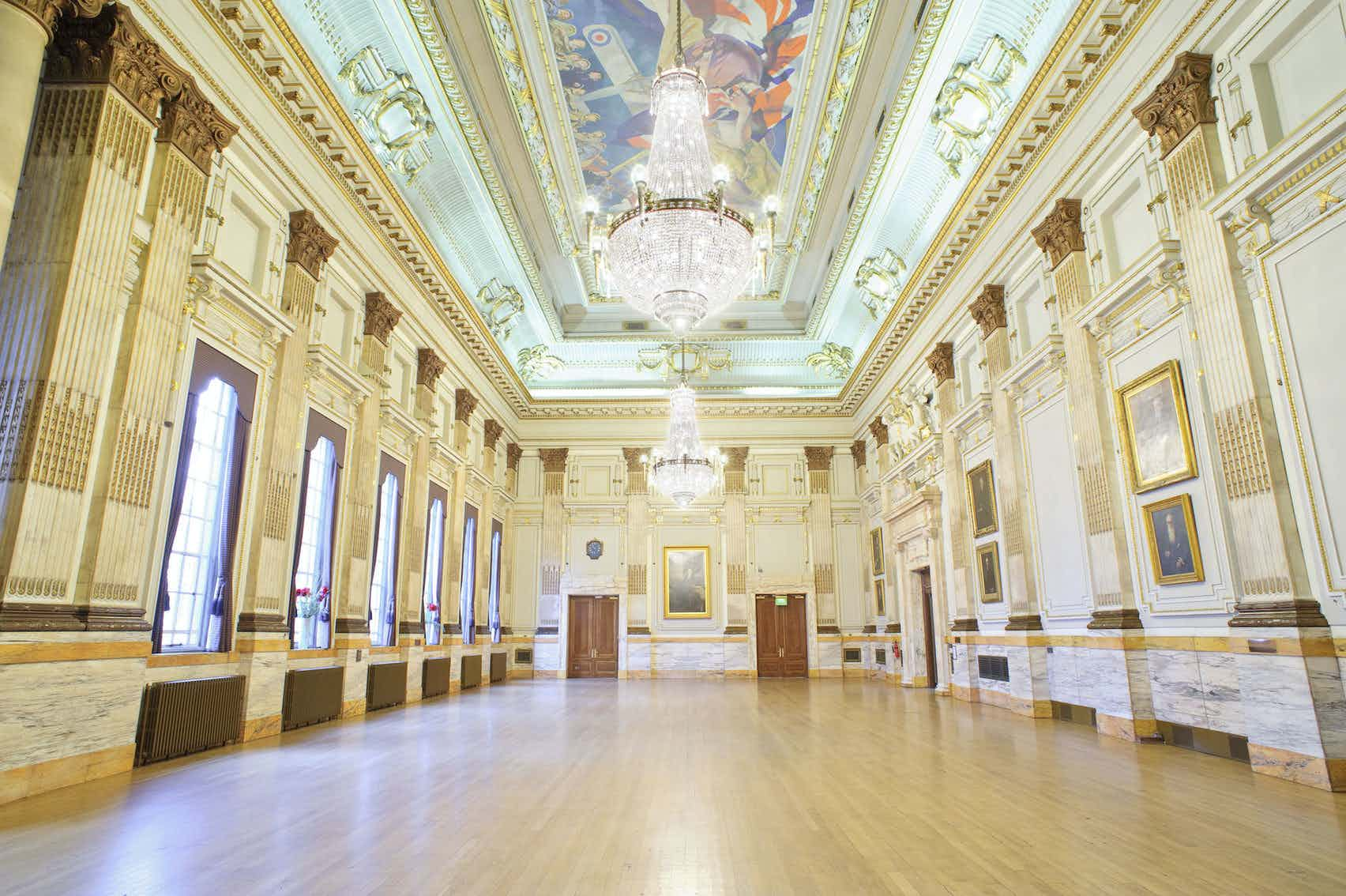 The Great Hall, One Great George Street