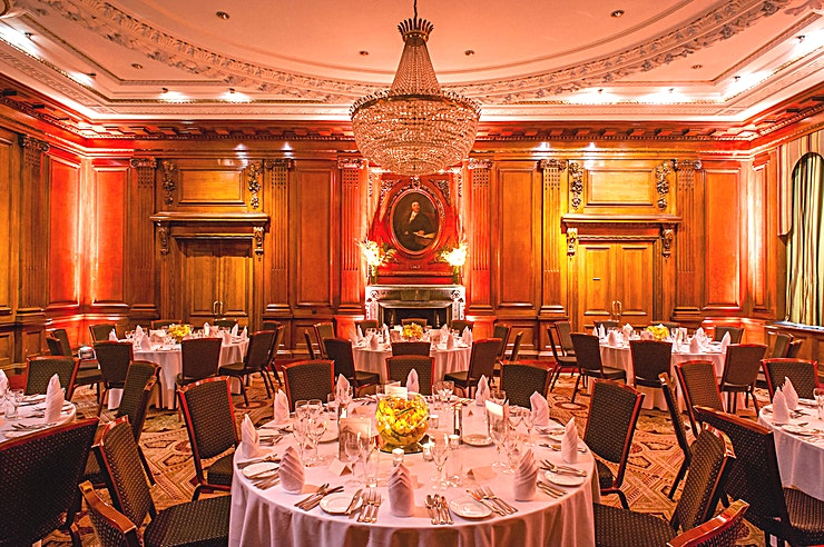 Council Room **If you're searching for a striking event Space, you need look no further than One Great George Street**  On the ground floor towards the back of the main foyer of this Westminster event venue is t