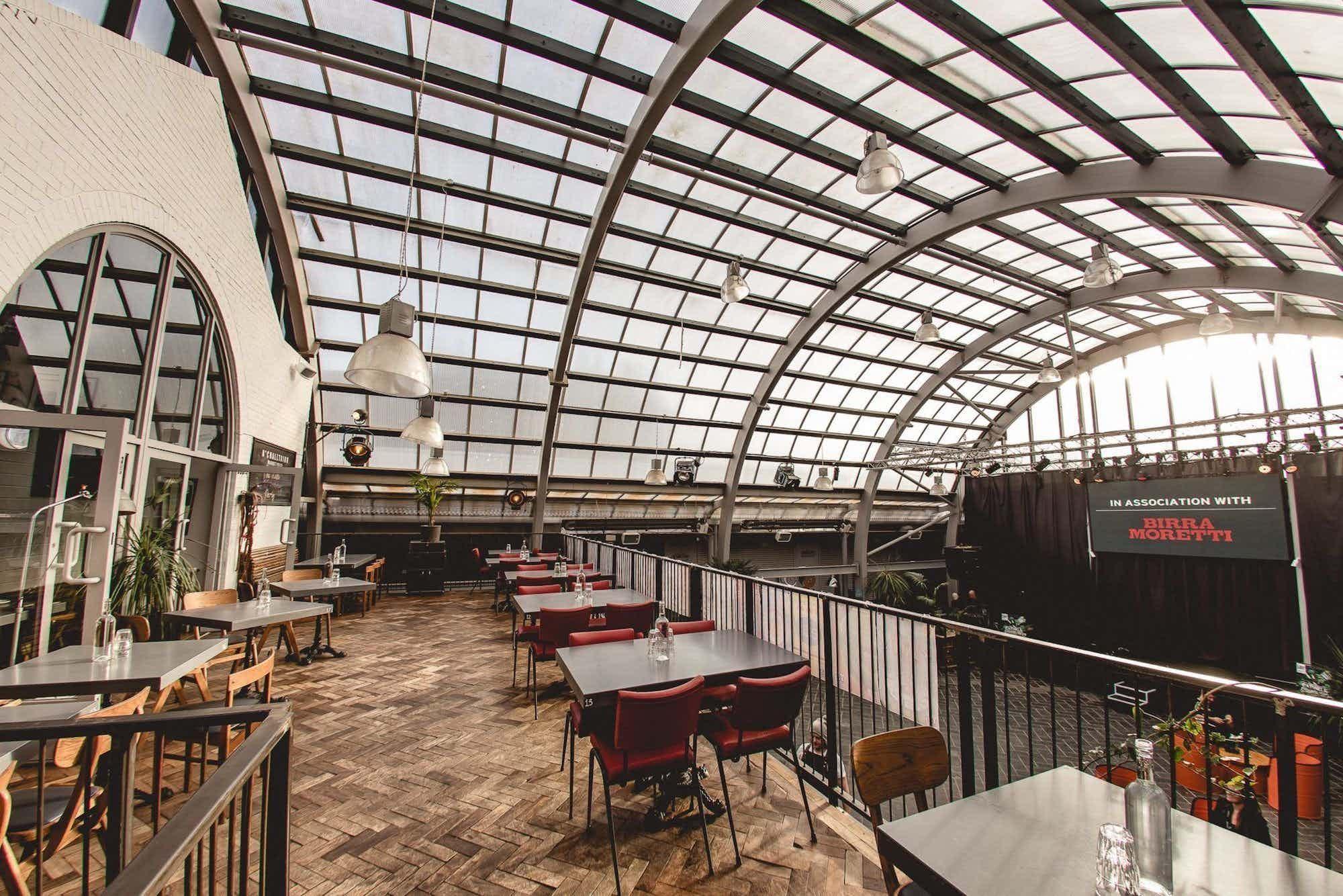 Mezzanine, Barras Art and Design