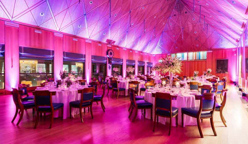 Christmas Parties at Haberdashers' Hall, Haberdashers' Hall