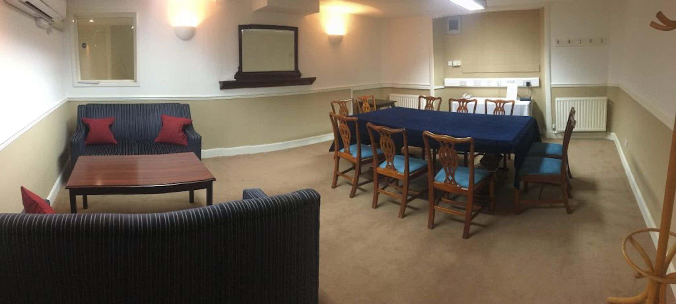 The Lyell Room, Royal Scots Club