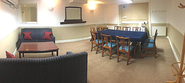 The Lyell Room **If you're looking for a combination of sophistication and convenience, the Royal Scots Club offers an ideal option for meeting room hire**