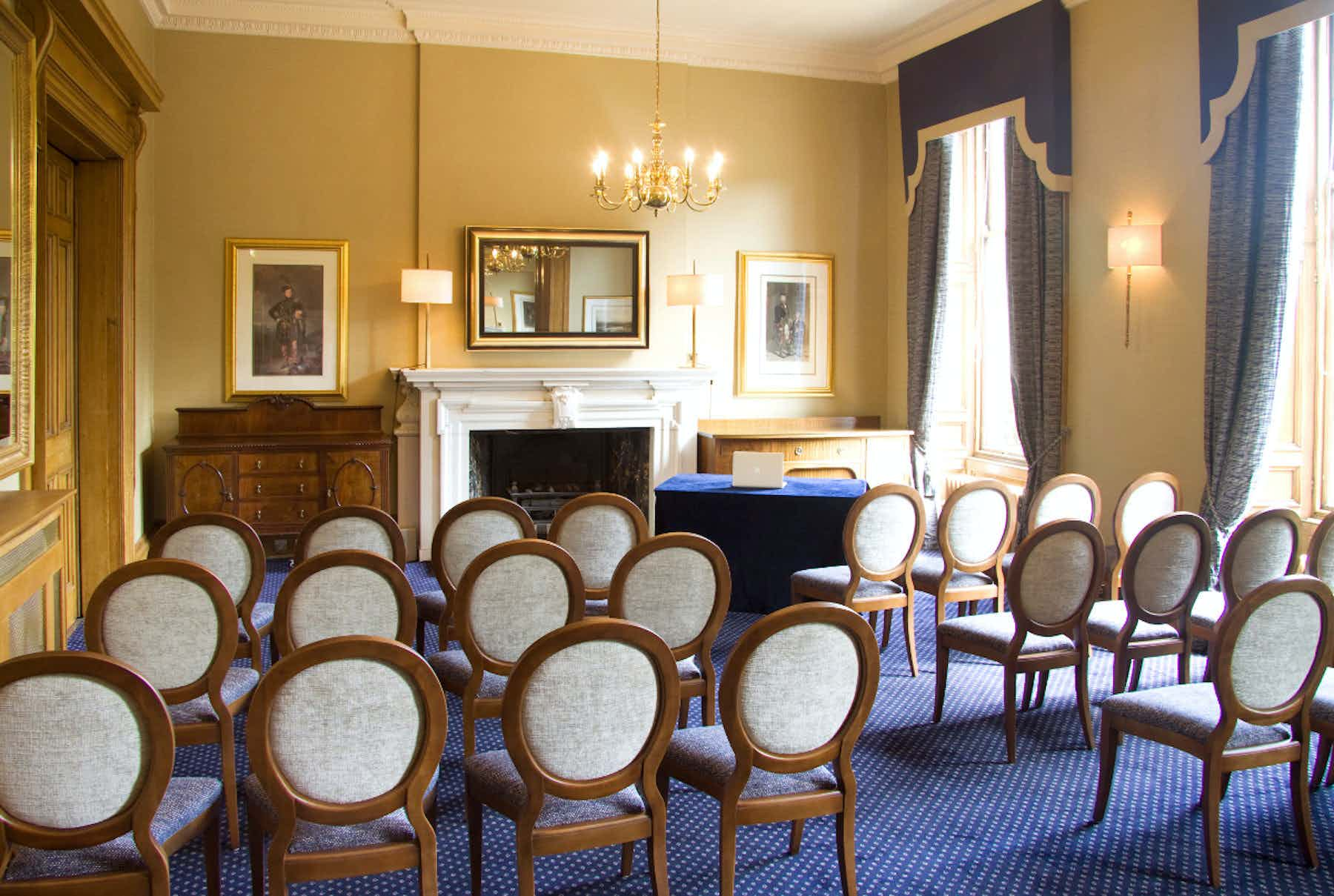 The Douglas Room, Royal Scots Club