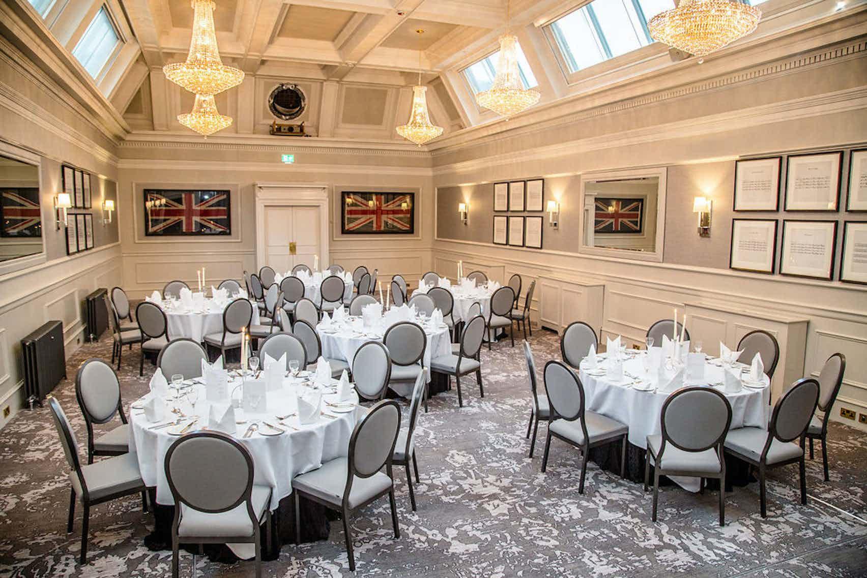 The Hepburn Suite, Royal Scots Club