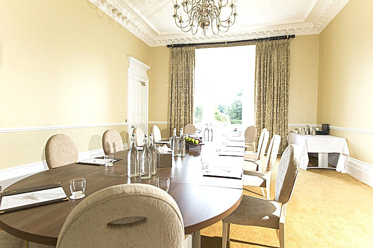 Stanley Lief Set in 170 acres of beautiful Hertfordshire parkland, our Rothschild mansion house is close to central London, Lutonand Heathrow airports. The private meeting rooms at New Court are set within the gro