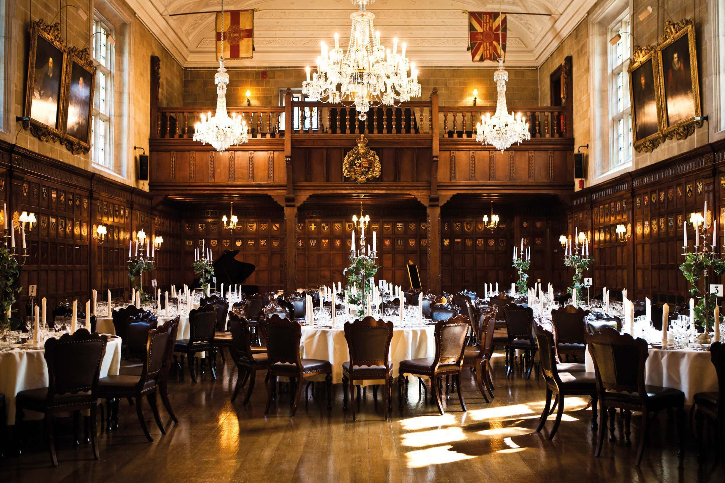 the Banqueting Hall, Ironmongers' Hall