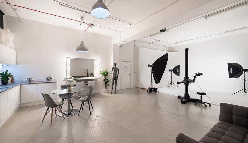 Photographic Studio , The Bureau