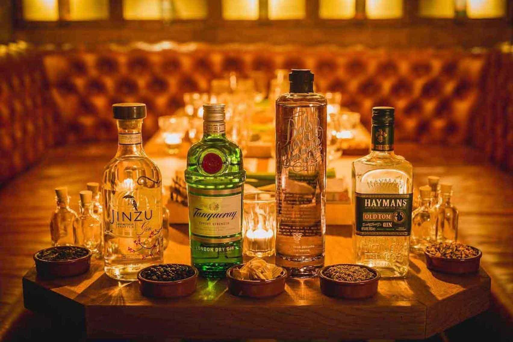 Cocktail Making Class, TT Liquor