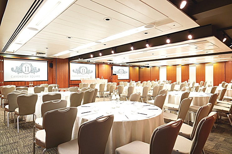 Burdett Suite Located on the ground floor, the Burdett Suite is a self-contained, flexible and versatile event space which can be tailored to your every need. It is located to the immediate right of our main recept