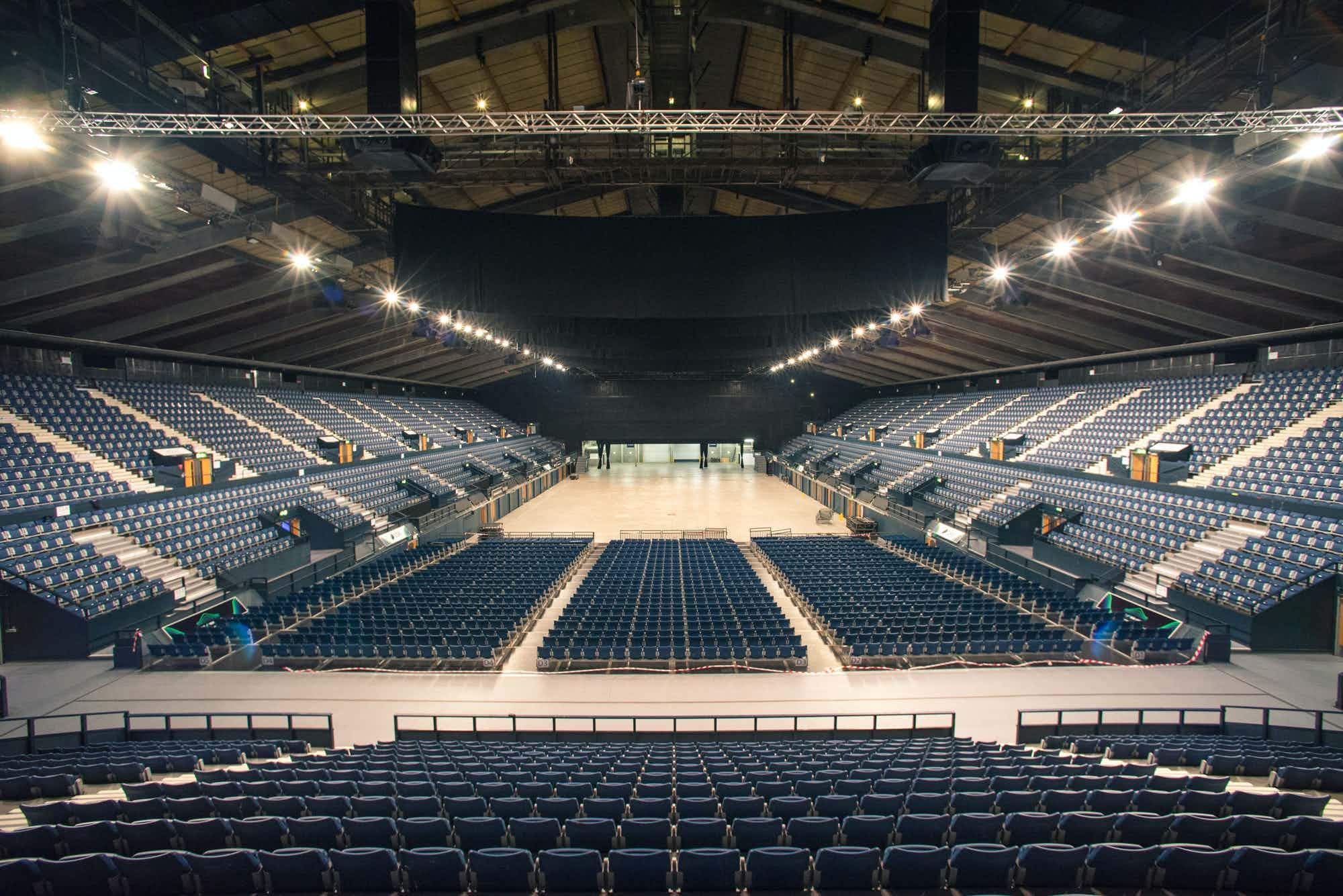 Exclusive Use, The SSE Arena, Wembley