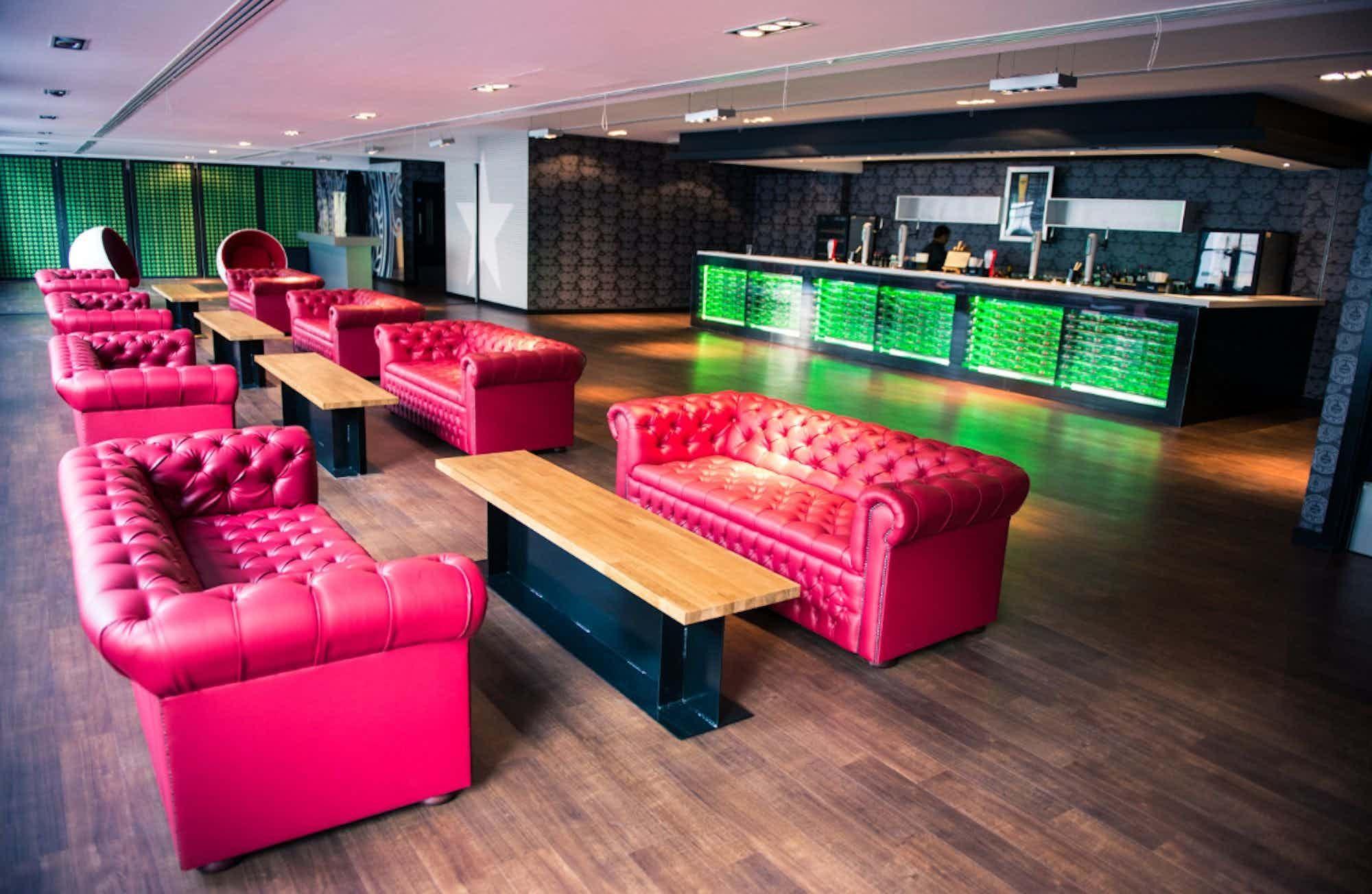 Heineken Lounge, The SSE Arena, Wembley