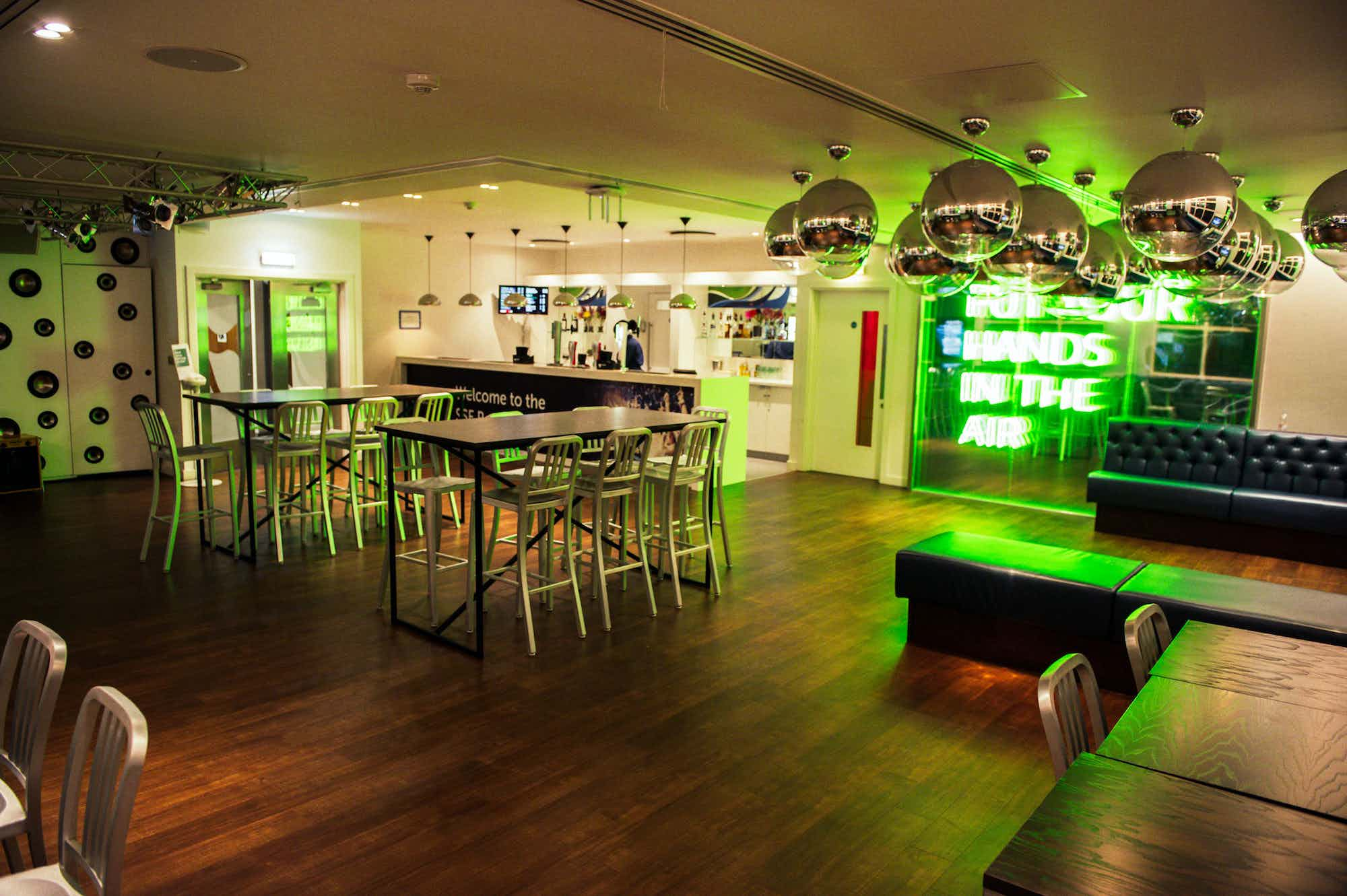 SSE Rewards Lounge, The SSE Arena