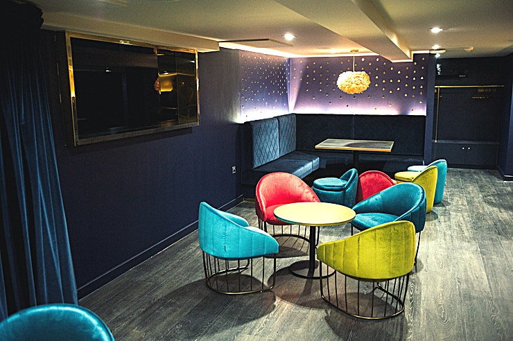 Amazon Prime Lounge **Treat Guests to a premium experience at the Amazon Prime Lounge**  The SSE Arena Wembley presents The Amazon Prime Lounge.  This event Space offers a great area for hospitality and entertaining for up to 80 Guests during a show.   Alternatively, the Amazon Prime Lounge can be used as a VIP Space when hosting a large event. It's designed with client entertainment in mind.  The low level lighting and lounge furniture poses the perfect atmosphere as a relaxed Space for you, your team and your Guests.