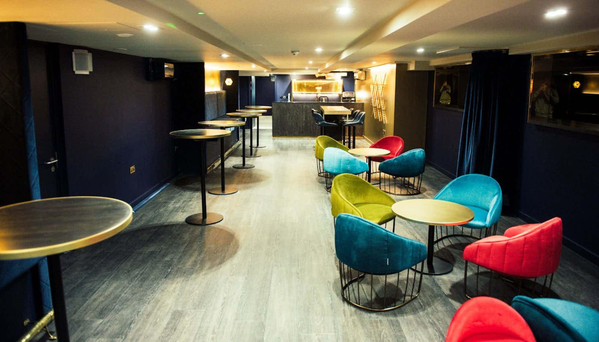 Amazon Prime Lounge, The SSE Arena, Wembley
