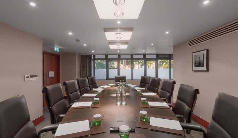 Executive Boardroom, Holiday Inn London Kensington