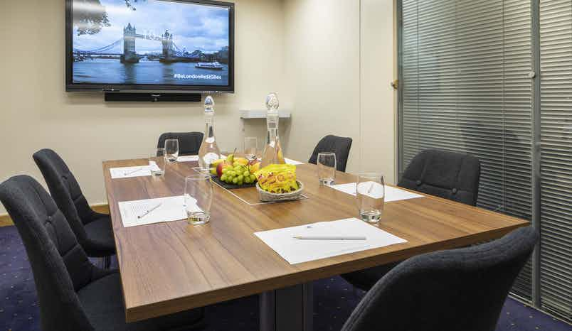 Conference Room 4, St Giles