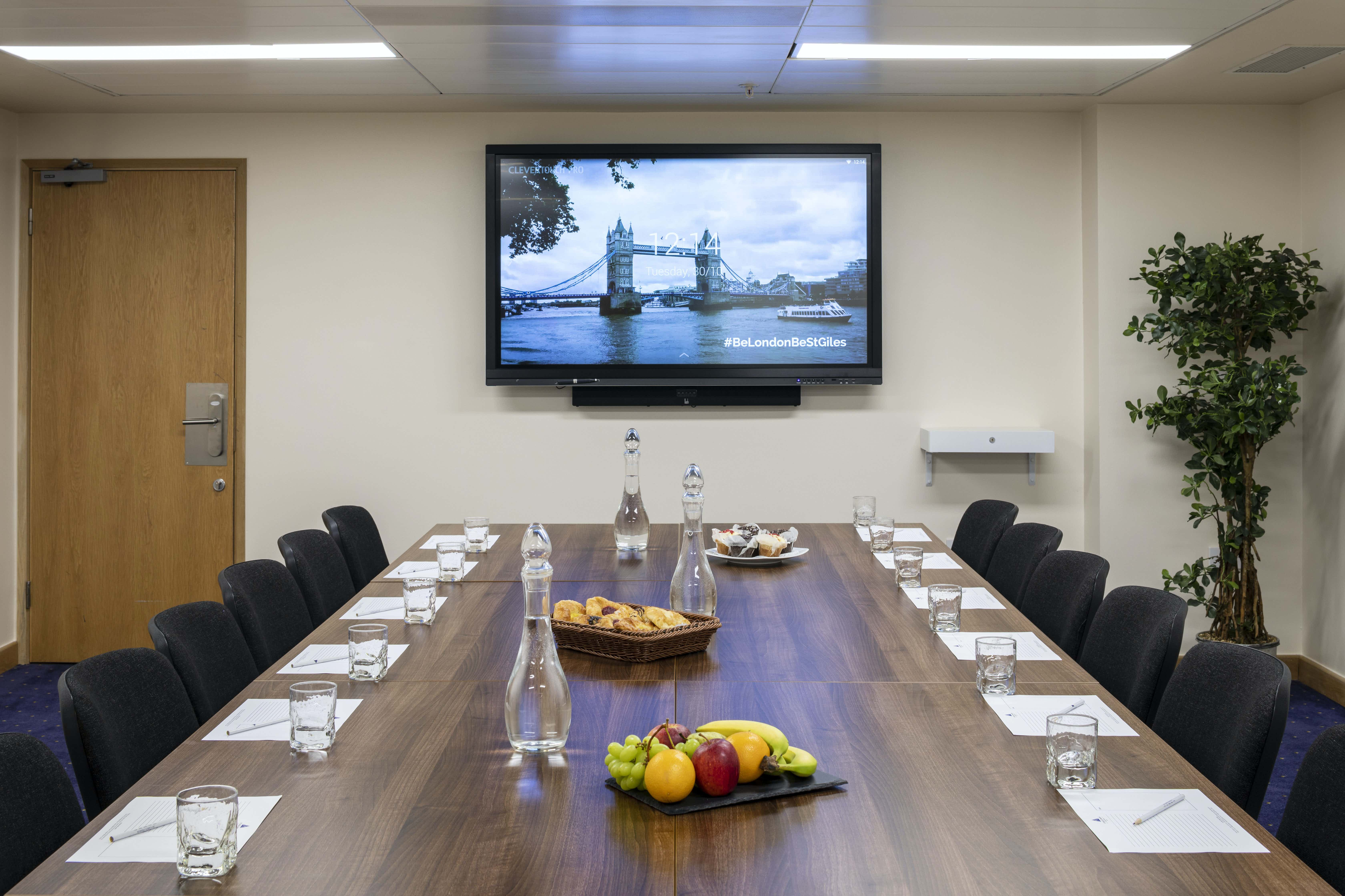 Conference Room 1, St Giles