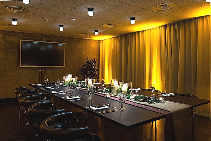 Bower **Modern and effective, this meeting room hire in East London offers the best backdrop for your next team meeting**  The 7th Floor at Ace Hotel presents an array of meeting Spaces for a multitude of