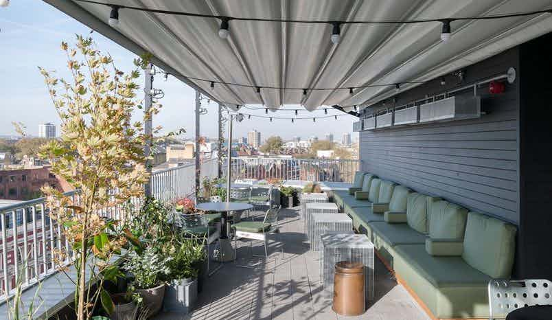 Rooftop Bar, Ace Hotel