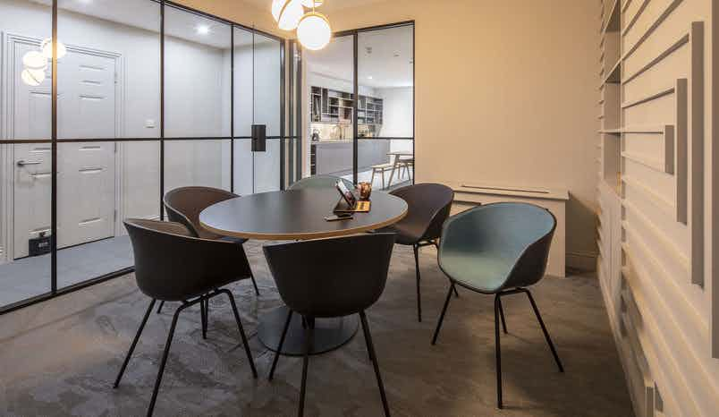 Soho Square Meeting Room, Thirty-Six Soho Square