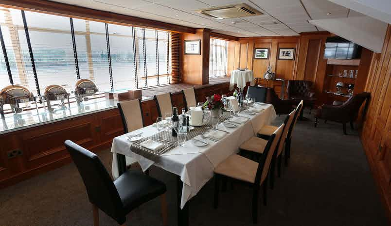 Chairman's Lounge, Fulham Football Club, Craven Cottage